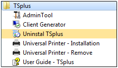 Announcing TSplus 10.30 Release General Availability