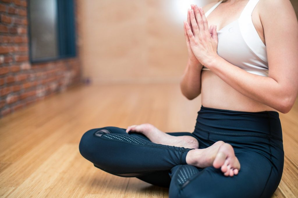During covid confinement, practice regular physical activity like yoga