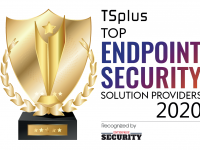 TSplus TOP Endpoint Security solution providers 2020