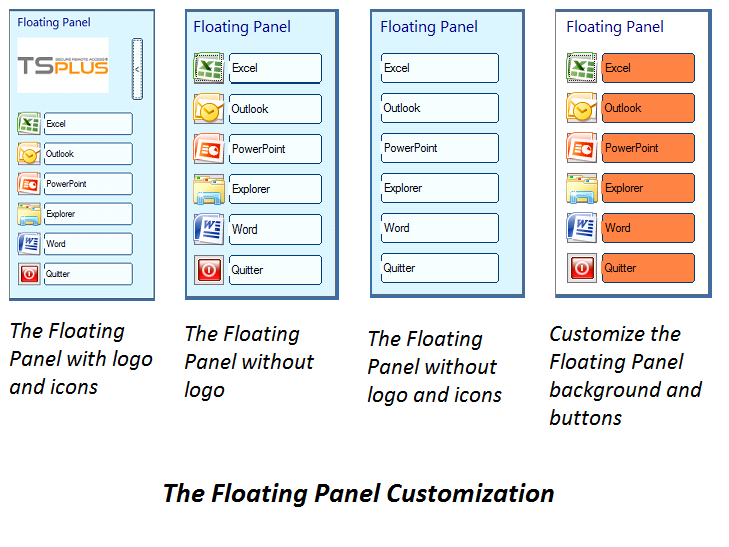 floating-panel-customization