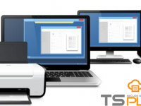 Virtual Printer branded TSplus